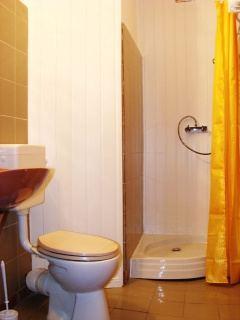Wszystkie pokoje z WC i prysznicem
