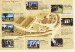 Mapka kompleksu kościoła Wang.