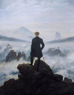 Caspar_David_Friedrich-Wędrowiec-nad-morzem-mgły